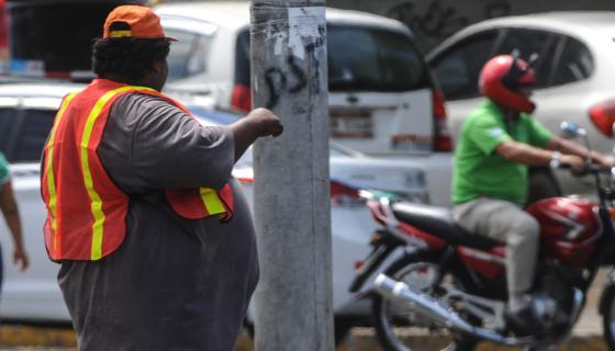 obesidad, Nicaragua
