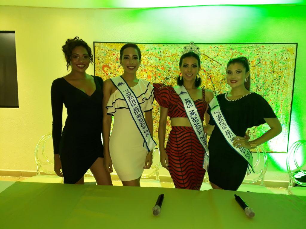 Así estuvo el cóctel de bienvenida de Adriana Paniagua, Miss Nicaragua 2018, en Chinandega 20180407_215530-1024x768
