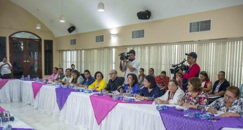 consulta, redes sociales, Organismos de Derechos Humanos excluidos