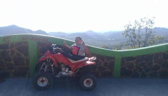 Deyvin López falleció producto de un accidente de tránsito en Estelí. LA PRENSA/Cortesía