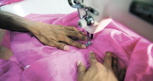 Las pymes de textil vestuario han sacrificado la calidad de la materia prima para mantener los mismos costos. LA PRENSA/ARCHIVO