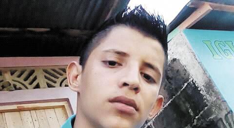 Kevin José Pineda Herrera, 18 años, muerto en celda policial. La Prensa/Cortesía