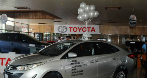 Auto Nica, Yaris Sedan, 2018, lanzamiento, vehículos
