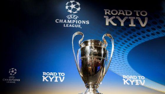 Las semifinales de la Champions League serán disputadas el 24 y 25 a abril y 1 y 2 de mayo. LA PRENSA/EFE/ Jean-christophe Bott
