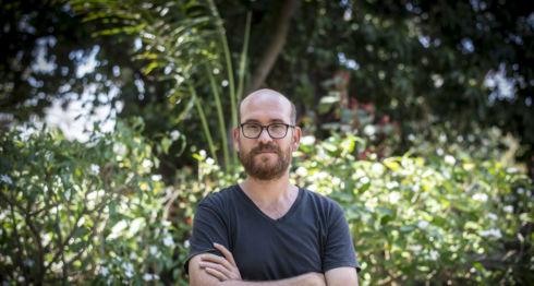 Camilo De Castro Belli, ambientalista y cineasta nicaragüense. LA PRENSA / Óscar Navarrete.