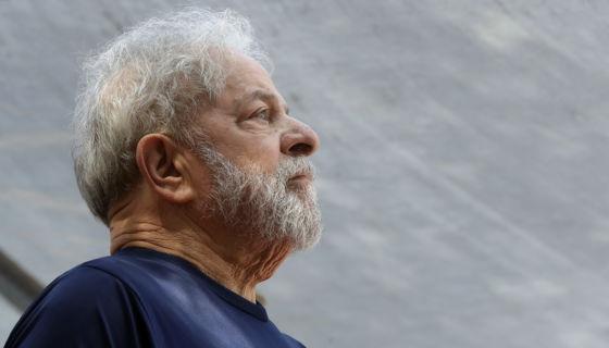 Lula da Silva, expresidente de Brasil. LA PRENSA / Agencias