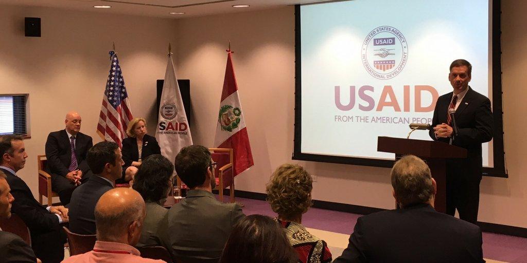 El administrador de la Agencia de Estados Unidos para el Desarrollo Internacional (Usaid), Mark Green, dijo que Estados Unidos, sigue con preocupación por el cierre de espacios democráticos en Nicaragua