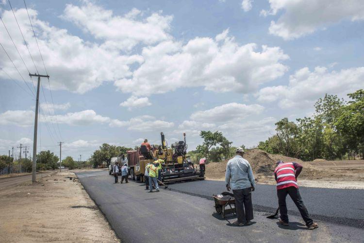 Movilidad en Managua, Pista Larreynaga