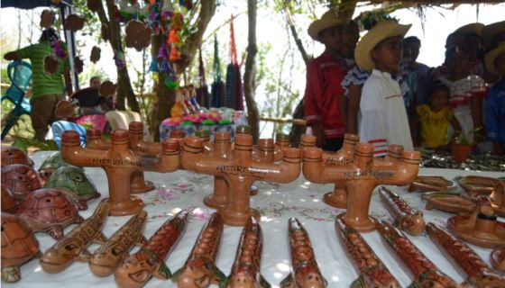 San Juan de Oriente, barro, artesanos