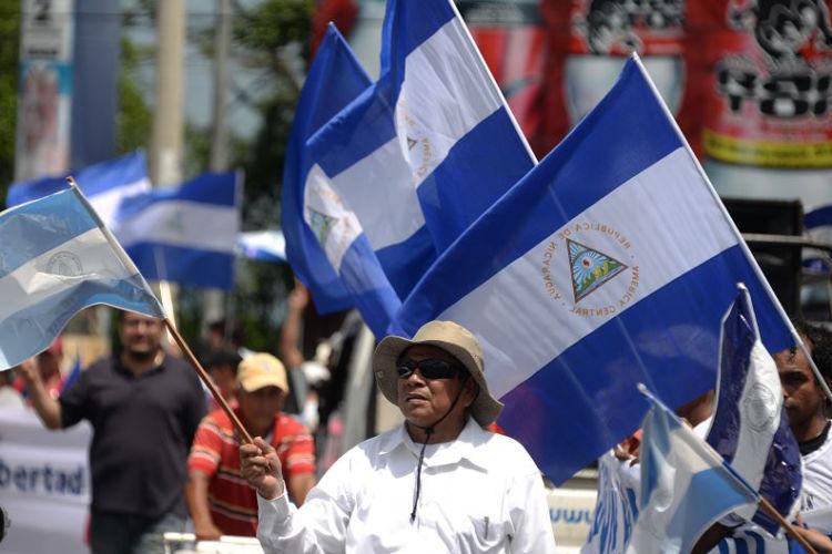 Nicaragua, derechos humanos
