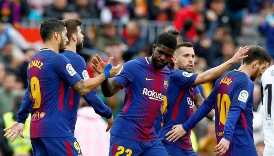 Para el Barcelona es solo cuestión de tiempo su proclamación como campeón de la Liga española. LA PRENSA/AP/Manu Fernández