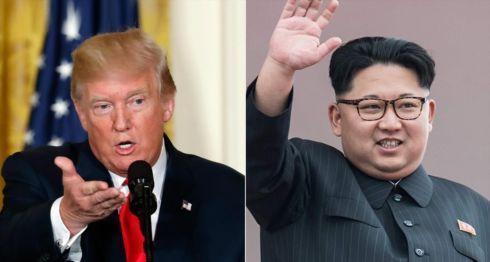 Donald Trump, Nicaragua, Corea del Norte