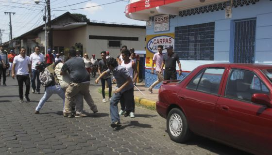 INSS, Nicaragua