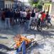 Protestas ciudadanas contra el Gobierno en Monimbó, Masaya