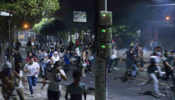 protestas en Nicaragua, INSS, Upoli