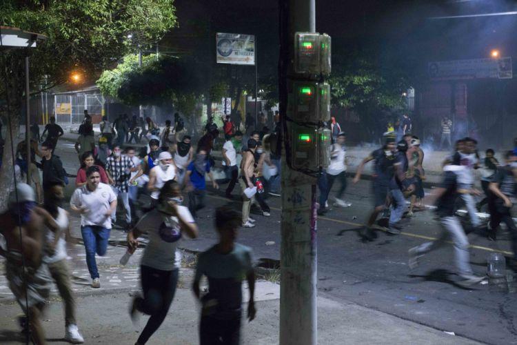 Resultado de imagen de Protestas en Nicaragua abril 2018 imágenes