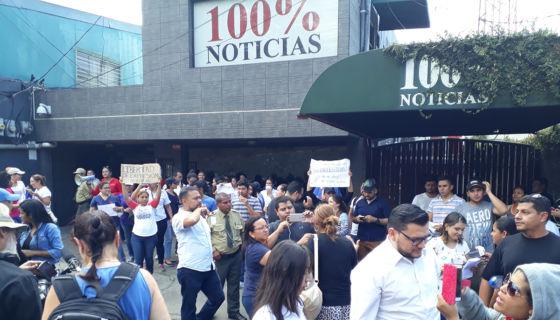 Periodistas de Nicaragua
