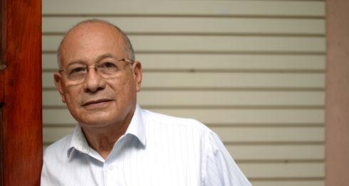 Róger Murillo, exgerente de la Súperintendencia de Pensiones. LA PRENSA / Óscar Navarrete.