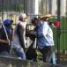 Turbas orteguistas golpean y roban cámara al fotoperiodista Uriel Molina de LA PRENSA