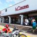 Managuas hacen reservas de comida en supermercados