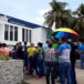 Nicaragüenses abarrotan sede central de Western Union en Managua