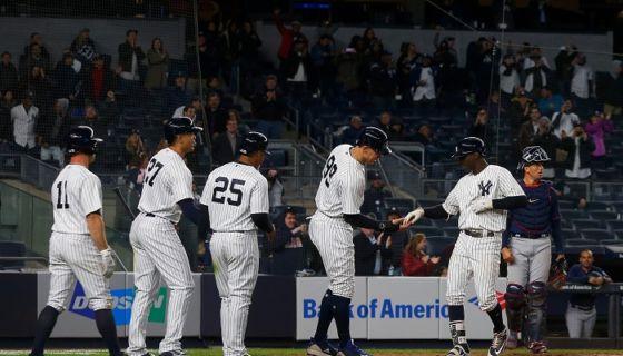 Yanquis de Nueva York, MLB, Didi Gregorius