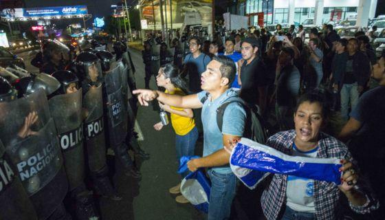 Comisión de la verdad, sandinistas, masacre, asesinato, represión, protesta