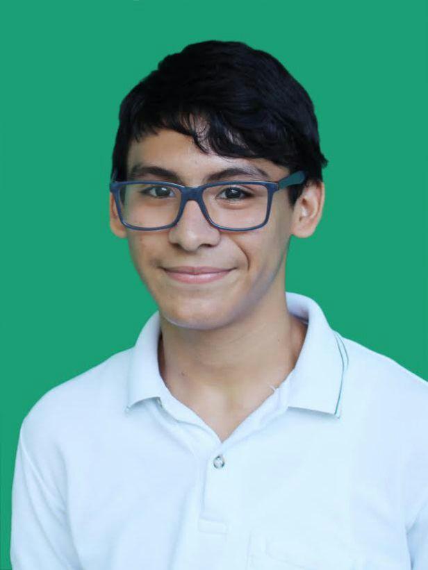 Doce días antes que lo asesinaran, Álvaro Conrado había cumplido 15 años. LA PRENSA/ CORTESÍA