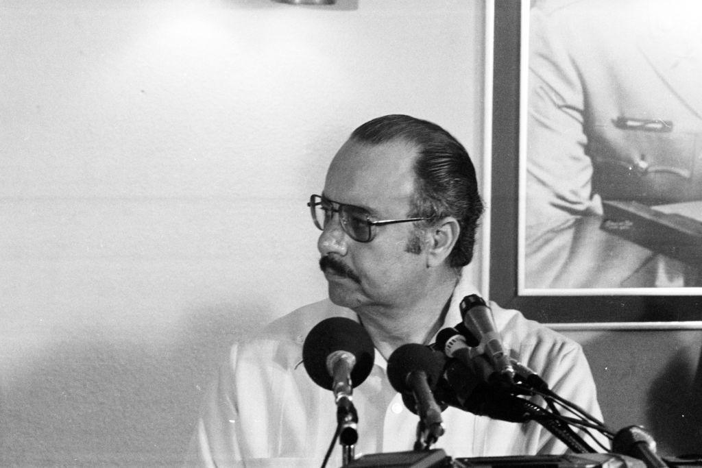 Anastasio Somoza Debayle. LA PRENSA / Archivo.