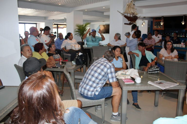Restaurantes y hoteles de San Juan del Sur reportan una caída en la ocupación por las protestas que se expandieron a todo el país. LA PRENSA/ RAMÓN VILLAREAL