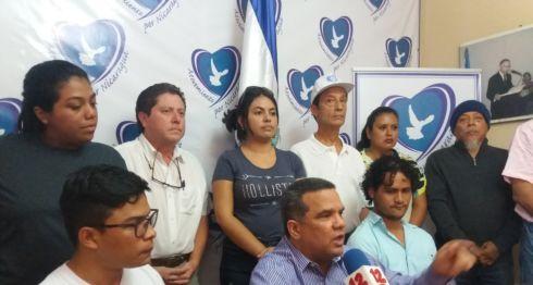 Movimiento por Nicaragua y el Movimiento Estudiantil 19 de Abril, convocan a marcha nacional el próximo 9 de mayo