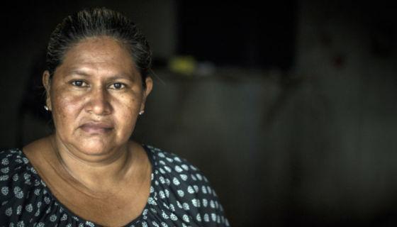 Francisca Ramírez. Líder del Movimiento Anticanal, 41 años. LA PRENSA/ ÓSCAR NAVARRETEFrancisca Ramírez. Líder del Movimiento Anticanal, 41 años. LA PRENSA/ ÓSCAR NAVARRETE