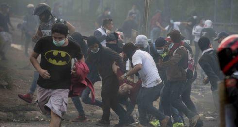 CIDH, protestas, Nicaragua