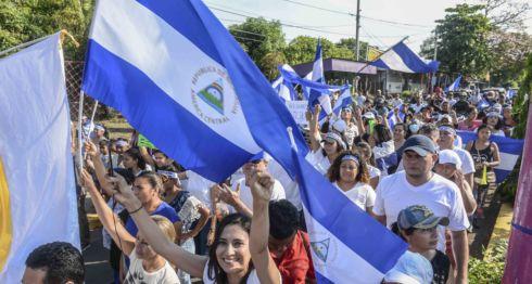 diálogo nacional, represión, Ciudadanos por la Libertad, FAD