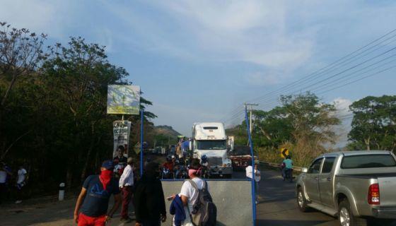 Matagalpa, Nicaragua, protestas