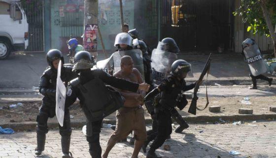 brutalidad policial, protestas