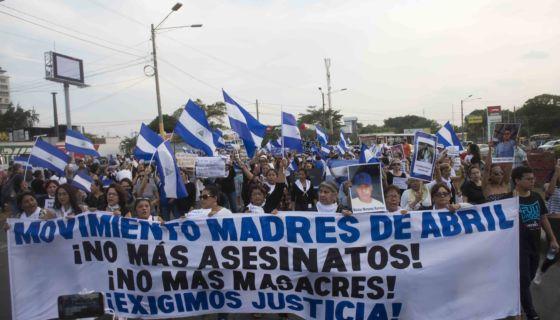 muertos, protestas, Nicaragua
