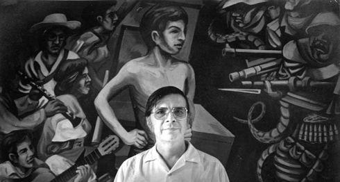 El sacerdote Uriel Molina Oliú ha apoyado al Frente Sandinista desde la década de los setenta y aunque dice que no es militante alaba las obras del gobierno de Daniel Ortega y Rosario Murillo. LA PRENSA/ CORTESÍA IHNCA