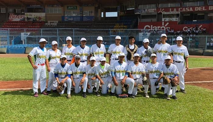 El Instituto de Esquipulas venció al Olimpia, en la final de Managua de la Perfect Game League. LA PRENSA/CORTESÍA/PGL