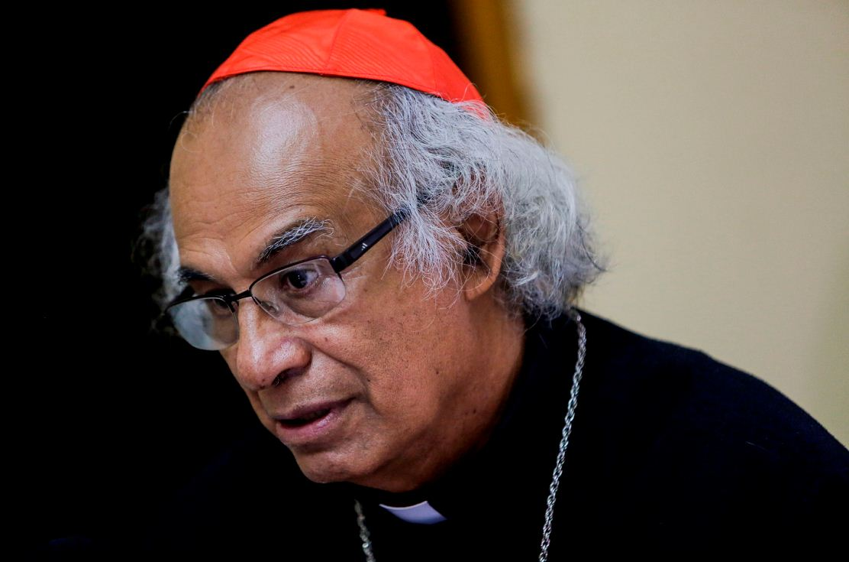 """Cardenal Leopoldo Brenes sobre crisis de Nicaragua: """"Esto es mucho más duro  que una guerra"""""""
