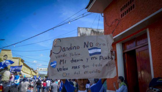 Costa Rica, Nicaragua, represión, consulado