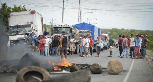 Diálogo en Nicaragua