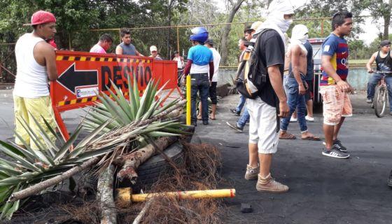 tranques, Nicaragua