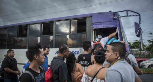 Buses de Managua