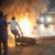 Policía acepta ataque a la UNA pero lo atribuye a caravana que pasaba por el lugar