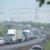 Carretera Panamericana Norte de Nicaragua llena de tranques