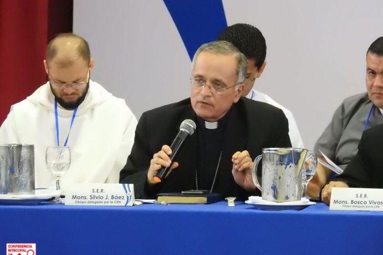 golpe de Estado, Gobierno, Rosario Murillo, Daniel Ortega, diálogo, Monseñor Silvio Báez