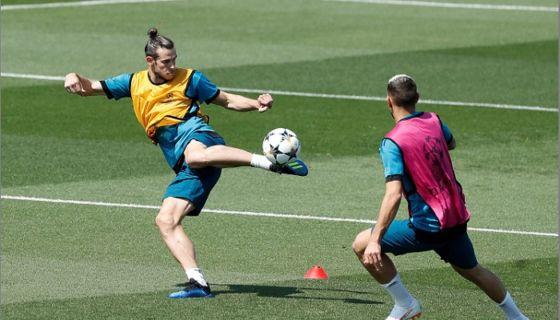Gareth Bale posiblemente abandone el Real Madrid al finalizar la actual temporada. LA PRENSA/EFE/Juan Carlos Hidalgo