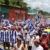 Campesinos y productores marchan en Siuna para exigir la salida de Daniel Ortega