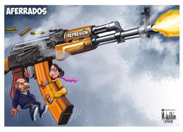 Caricatura, La Prensa, Nicaragua